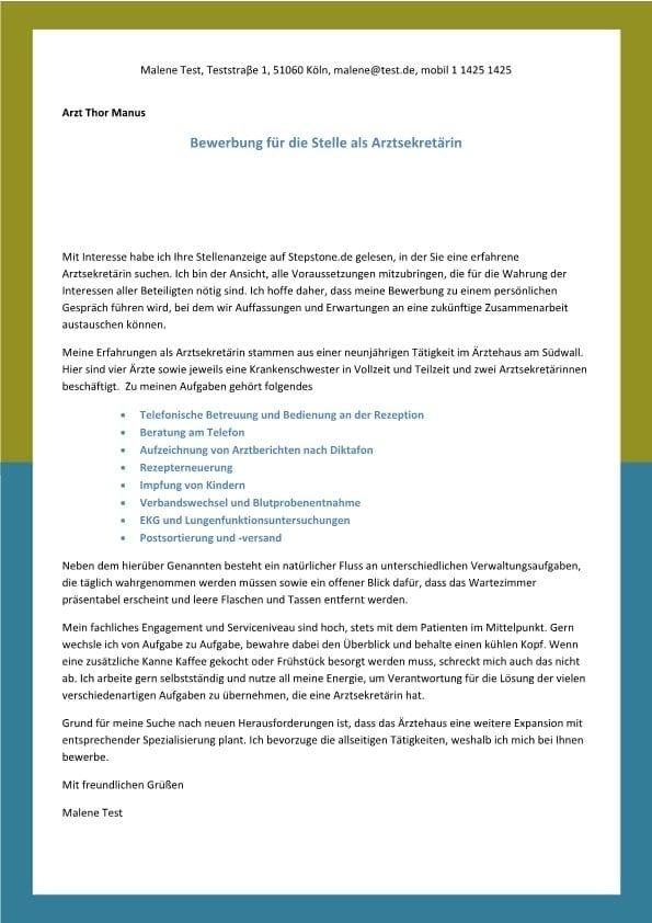 Großzügig Probe Lebenslauf Arzt Ideen - Dokumentationsvorlage ...