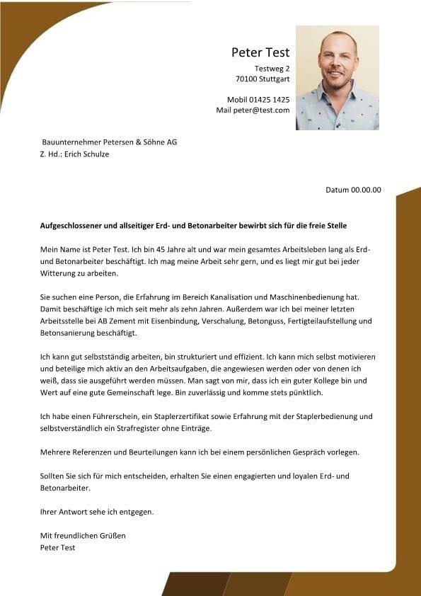 Erd- und Betonarbeiter m/w – Erfahrung im Bereich Kanalisation und Maschinenbedienung