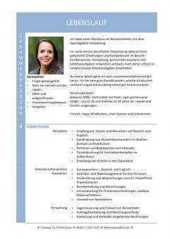 1 Hybrid-Lebenslauf-mit-Zusammenfassung-und-Fachkompetenzen-blau-2-Seiten
