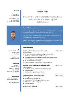 1 Lebenslauf-Finanzmitarbeiter_in-blau