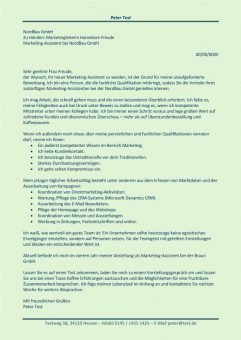 Marketing Assistent m/w
