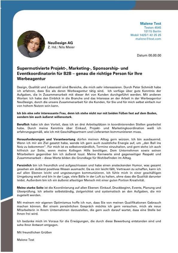 Marketing- und Eventkoordinator m/w, supermotiviert