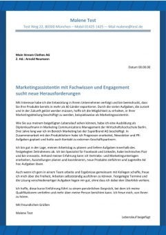 1 Marketingsassistent_in mit Tatendrang