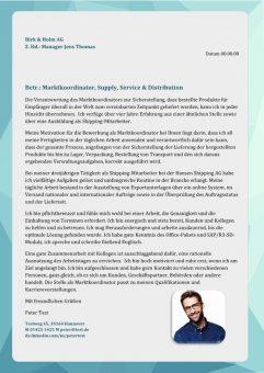 Marktkoordinator m/w