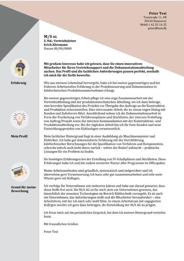 Mitarbeiter – Vertriebssupport und Dokumentationsabteilung m/w