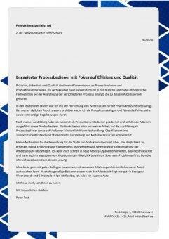 Produktionsmitarbeiter – Prozessbediener m/w