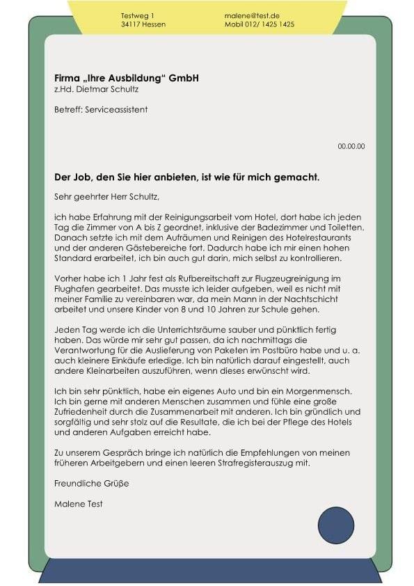 1 Serviceassistent m_w Reinigung