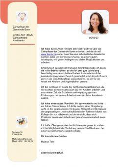 1 Zahnärztliche_r Assistent_in kommunaler Zahnpflege