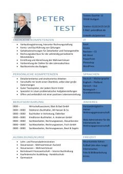 1 Lebenslauf-Kompetenz-mit-fachlichen-und-persoenlichen-Kompetenzen-blau