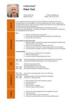 1 Lebenslauf-Kompetenzen-Büro-Kommunikation-Verwaltung-orange