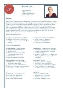 1 Lebenslauf-Kompetenzen-mit-fachlichen-Kompetenzen-blau