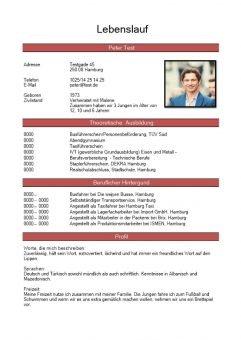 1 Lebenslauf-chronologisch-mit-Foto-rot