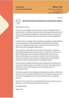 Mitarbeiter für Buchhaltung und administrative Aufgaben m/w