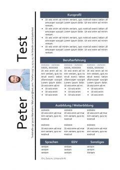 1 Muster-CV-Lebenslauf-Tabelle-mit-Foto