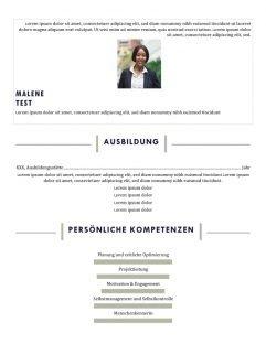 1 Lebenslauf-Beispiel-mit-persönlichen-Kompetenzen