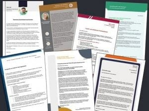 CV und Berwerbung